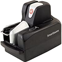 BURROUGHS Elite Check Scanner - 155DPM, 100 Feed Includes Endorser and OCR