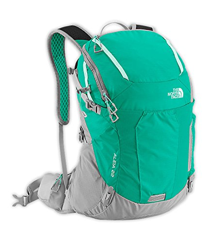 The North Face Aleia 22 Pack Jaiden Green / Beach Glass Green M/L