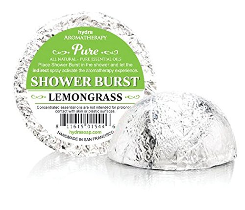 Price comparison product image Hydra Shower Burst Lemongrass