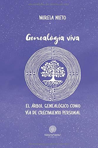 Libro : Genealogía viva El árbol genealógico como vía de