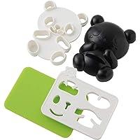 Cute Panda Figaro Cadena Herramienta Forma De Arroz