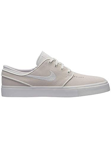 3b8f870ce60f4 Nike Men's Zoom Stefan Janoski Skate Shoe (Summit White/Vast Grey, 8 M US)