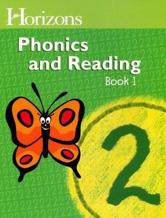 Horizons Phonics & Reading 2 Student Book 1: Jps021: Student Book ...