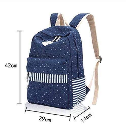 OPSUN - Bolso mochila  para mujer Taille Unique caqui