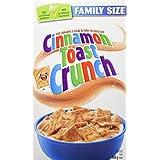 Cinnamon Toast Crunch Cinnamon Taste Cereal, 600 Gram (Package may vary)