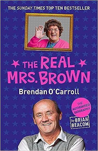 brendan o carroll and his family