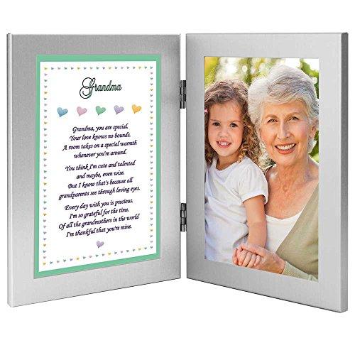 Grandma Gift from Grandson or Granddaughter, Add Photo