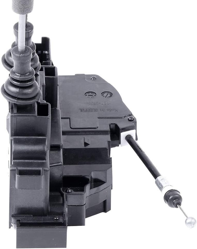Power Door Lock Actuator Kit Door Lock Actuators Front Left+Front Right Fits for 2007-2009 Hyundai Santa Fe Replaces 81310-2B020