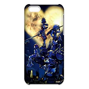 Simple And Clean Kingdom Hearts Cell high-end phone case for Iphone 5C 3D