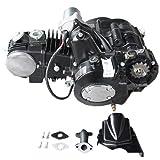 X-PRO 125cc 4-stroke ATV Engine Semi-Auto