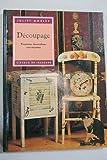 img - for D coupage. Proyectos decorativos con recortes book / textbook / text book