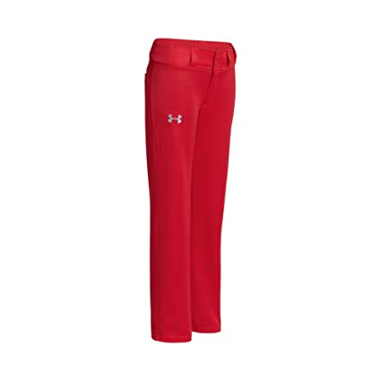 62cdc7f7dca Amazon.com   Under Armour Boys  Clean Up Baseball Pants   Sports ...