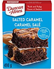 Duncan Hines Brownie Mix, Salted Caramel, 498g