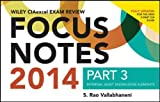 Wiley CIAexcel Exam Review 2014 Focus Notes: Part3, Internal Audit Knowledge Elements
