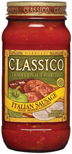 Italian Sausage Pasta - 7
