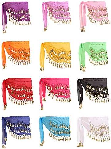 Zhanmai Pieces Belly Colors Dangling