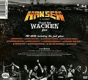 Thank You Wacken (CD/DVD)