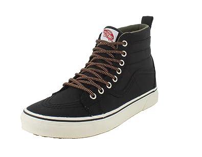 aed5bf2a85a Vans Unisex SK8-Hi MTE DX Ballistic Black Sneaker - 8