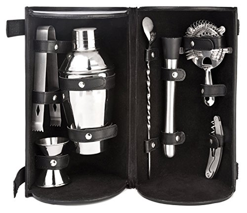 Barmasters Pro Bar Travel Set by Franmara (Image #2)