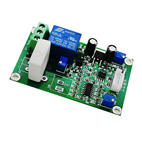 MagiDeal WCS1800 Hall Current Detection Sensor Module DC 0-35A Output, Working Voltage 24V by non-brand