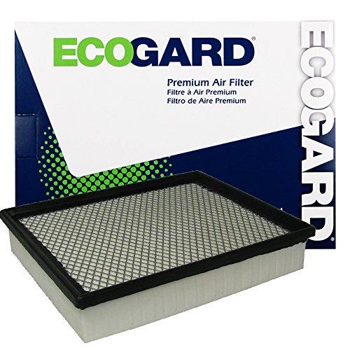 ECOGARD XA6169 Premium Engine Air Filter Fits Chevrolet Volt 1.4L / Cadillac ELR 1.4L