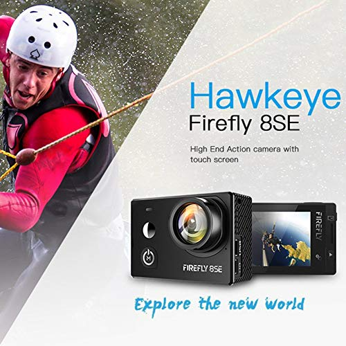 Firefly 8SE 4K 170°Wide Angle WiFi BT FPV HD Waterproof Camera for RC Drone by Wikiwand (Image #6)