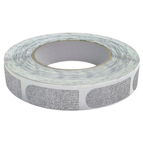 Real Bowlers Tape Silver Roll of 500- 3/4 Inch by Real Bowlers Tape