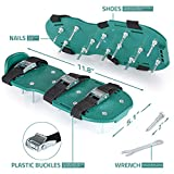 Abco Tech Lawn Aerator Spike Shoes - for