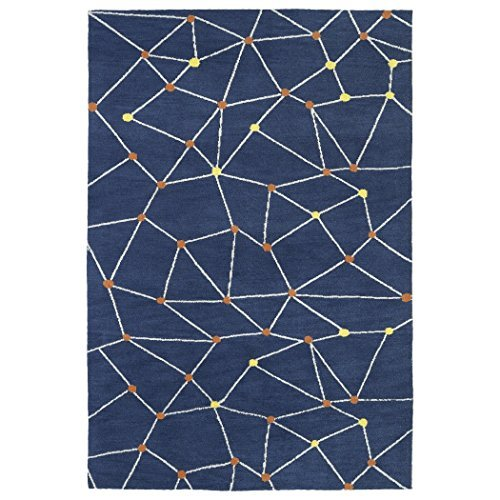Kaleen Rugs Lily & Liam Collection LAL08-10 Denim