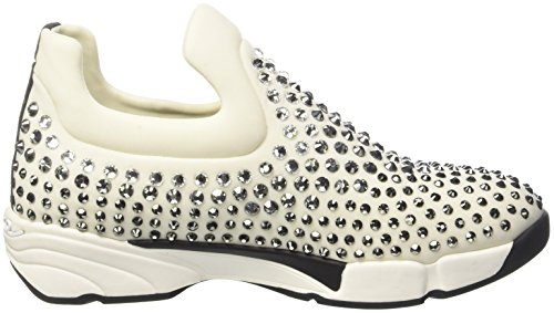 Pinko Damen 1h209w-y2kp Low-top Bianco (z04)