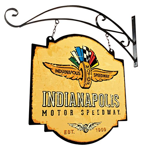 Winning Streak Indianapolis Motor Speedway Vintage Tavern Sign