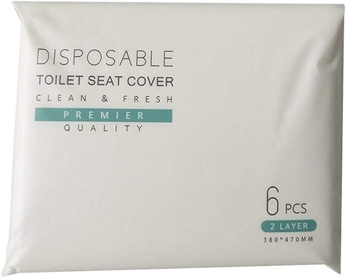 Iulove_Bathroom Products Iulove - Fundas de Papel Desechables para ...