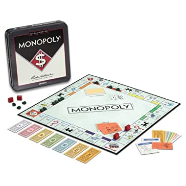 Monopoly Nostalgia Tin by Winning Solutions