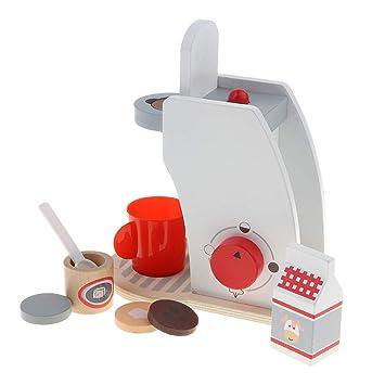 Amazon.es: KESOTO Juguete de Utensilio de Cocina Máquina de Pan ...