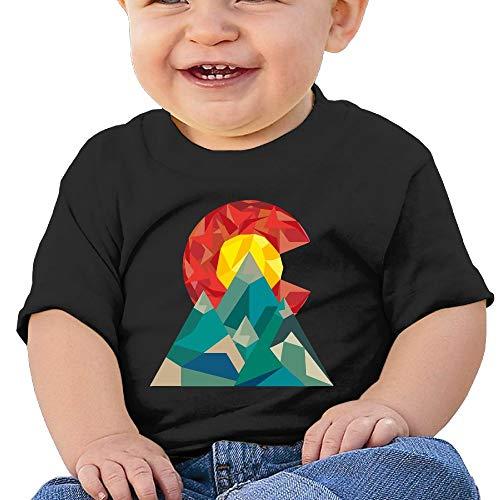 LLiYing-D Colorado Geo 6-24 Months Baby Boys Girls Summer T-Shirts