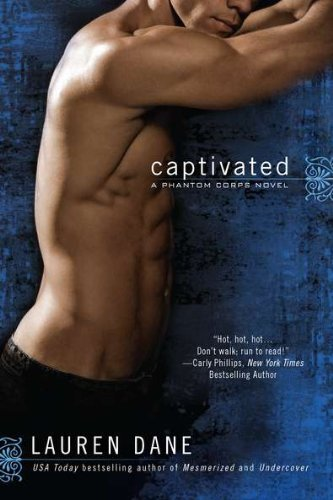 Captivated (A Phantom Corps Novel) by Berkley Trade