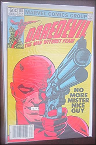 RSC E Books Collections Daredevil Issue 184 PDB