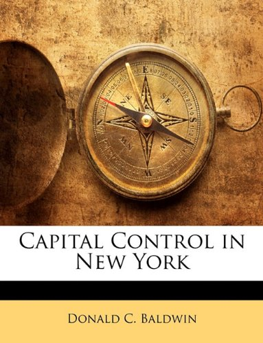 Capital Control in New York PDF
