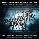 "Afficher ""Music from the Batman trilogy"""