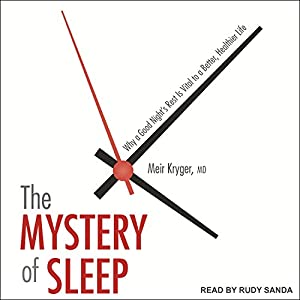 The Mystery of Sleep Audiobook