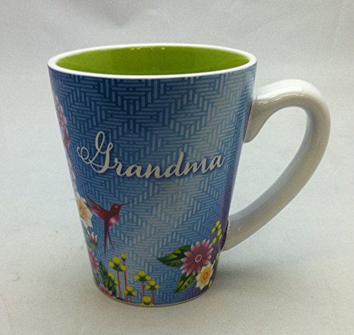 Hallmark Maw1701 - Catalina Estrada Collection Grandma Mug - Catalina Coffee Mug