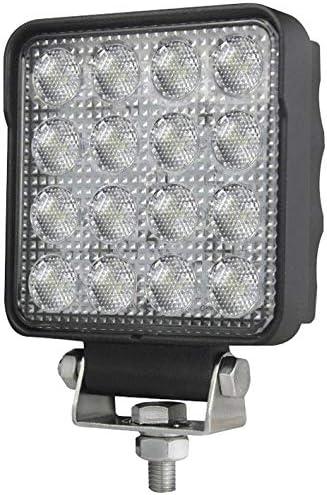 Hella 1GA 357 109-002 ValueFit Phare de travail /à LED S3000 Noir