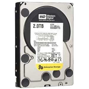 WD RE4 2 TB Enterprise Hard Drive: 3.5 Inch, 7200 RPM, SATA II, 64 MB Cache (WD2003FYYS) (Old Model)