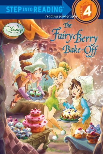 fairy berry bake off - 2