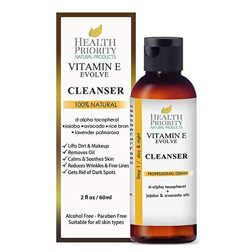 100% Natural Vitamin E Facial Cleanser. Best...