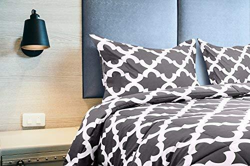 Utopia Bedding Printed Comforter Duvets straight down Comforters