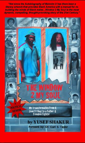 The Window 2 My Soul: My Transformation from a Zone 8 Thug to a Father & Freedom Fighter, A Political Memoir