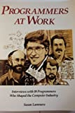 Programmers at Work, , 1556152116