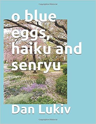 Como Descargar Desde Utorrent O Blue Eggs, Haiku And Senryu Archivos PDF