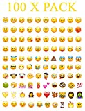 Where Can You Get Emoji Stickers 100 Set Whatsapp iPhone Laptop Emoji Emoticon Smiley Face Stickers Genuine